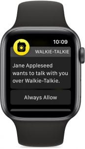 how to use walkie talkie on apple watch series 6 watch se 2 173x300 - How to use Walkie Talkie on Apple Watch Series 6 & Watch SE