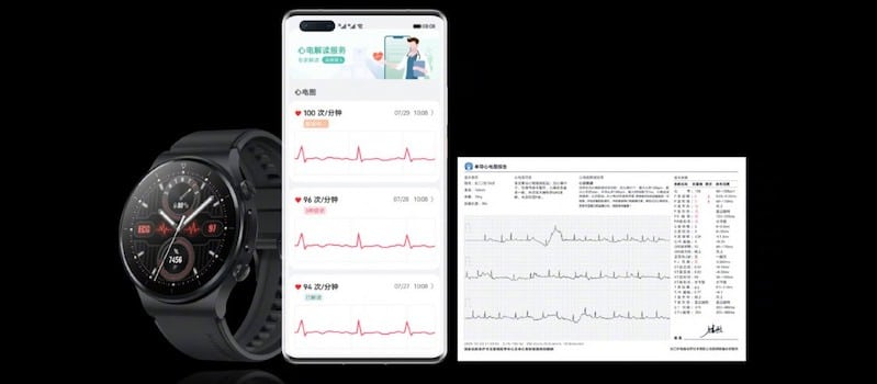 huawei adds watch gt 2 pro ecg band 6 pro to its range 1 - Huawei throws Watch GT 2 Pro ECG & Band 6 Pro into the mix