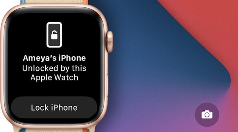 iOS 14.7 & watchOS 7.6 add lock your Apple Watch with iPhone feature