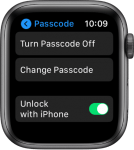 ios 147 watchos 76 add lock your apple watch with iphone feature 268x300 - iOS 14.7 & watchOS 7.6 add lock your Apple Watch with iPhone option