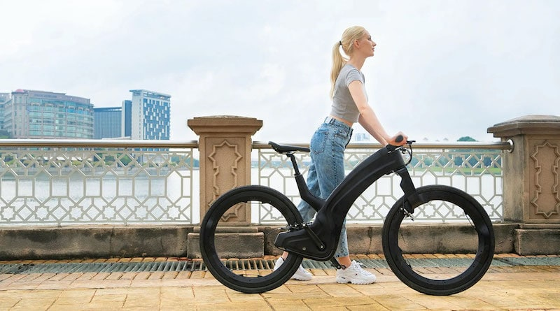 Reevo: the complete ebike solution for the modern urban cyclist