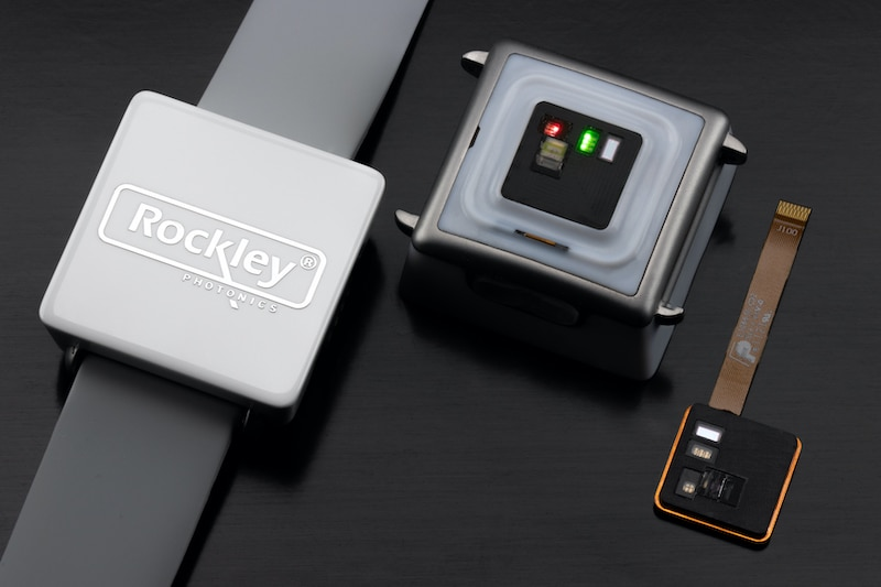 Rockley Photonics unveils its game-changing clinic-on-the-wrist wearable