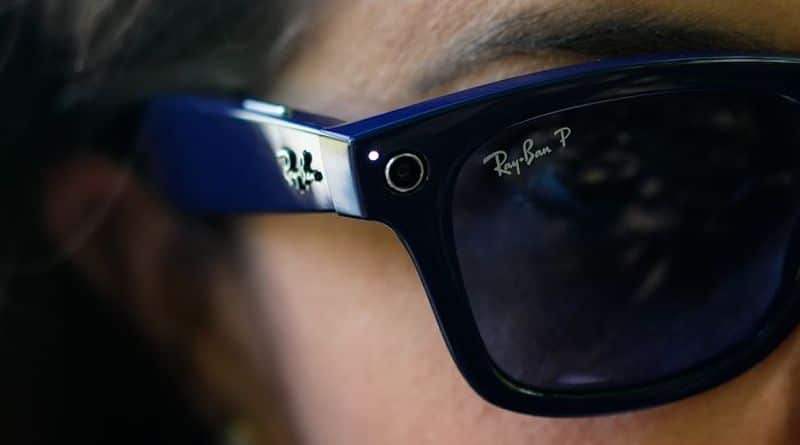 Smart Ray-Ban glasses are Facebook's next product