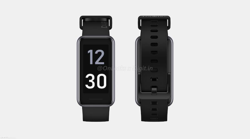 The Realme Band 2 to come with a large 1.4 inch display