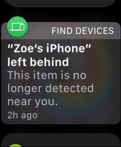 """your iphone left behind feature coming to the apple watch 247x300 - """"Notify When Left Behind"""" feature is coming to the Apple Watch"""
