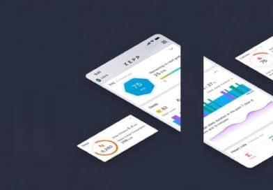 Zepp app gets a visual overhaul with data cards & health page
