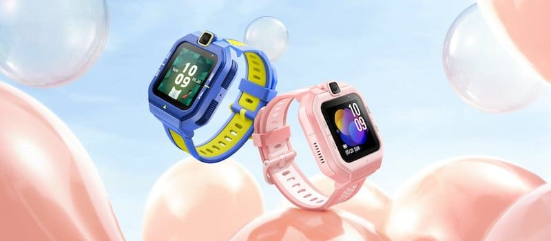Amazfit Pop Pro is a fitness focused smartwatch just for kids