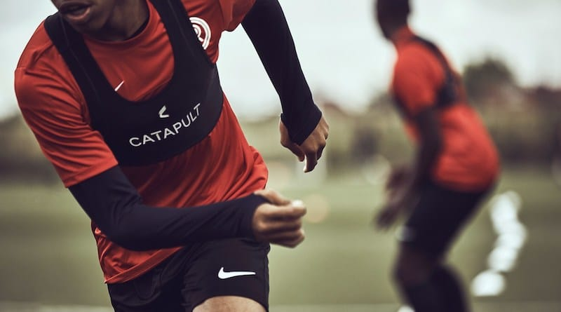 Catapult One brings pro-level stats to amateur soccer players