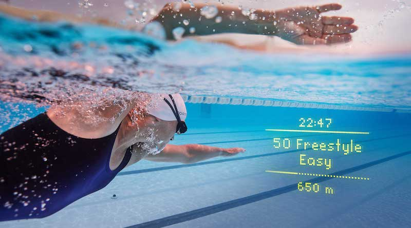 FORM Swim Goggles get first-of-its-kind Guided Workouts