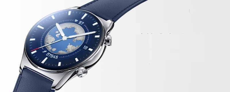 Honor Watch GS3 with 8-channel PPG sensor teased this morning