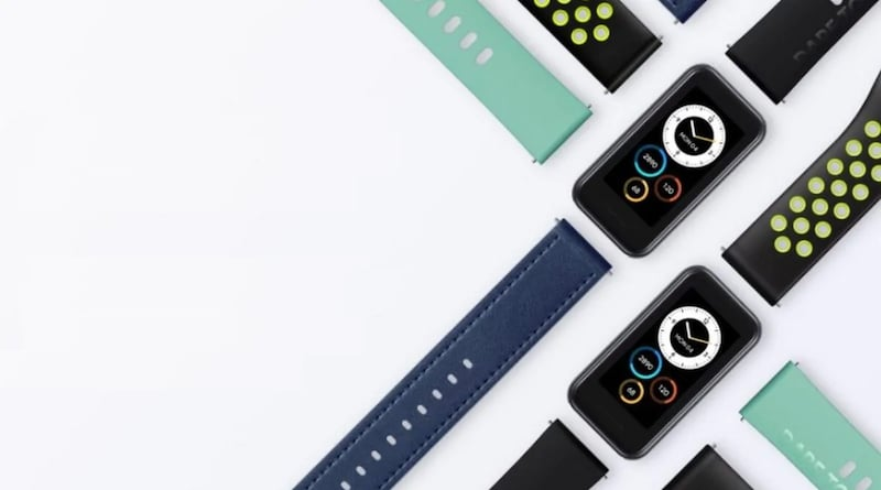 Realme Band 2 snags another certification, to pack a large 1.4 inch display