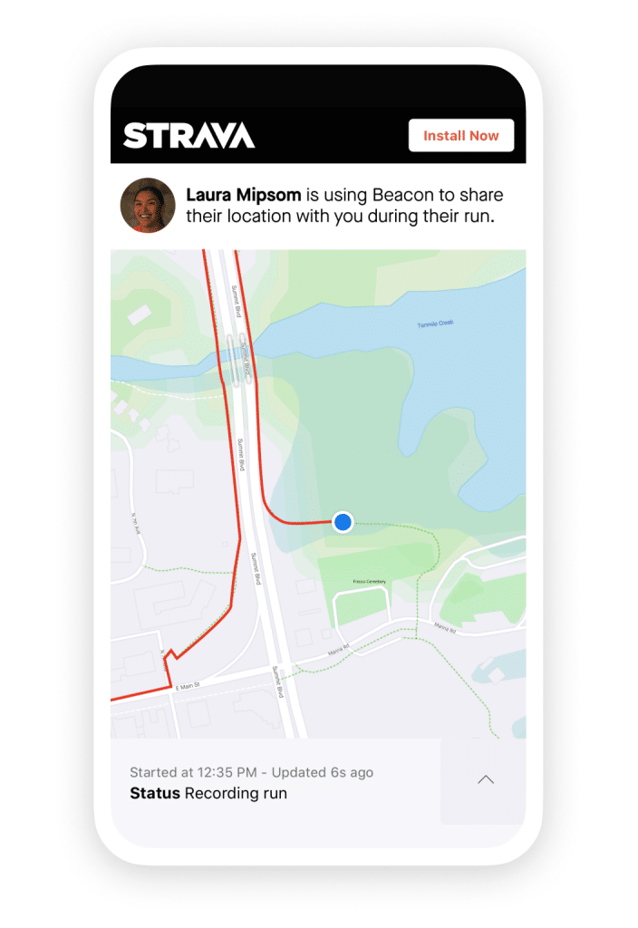 strava says its live location sharing feature is now available to all for free 704x1024 - Strava's Beacon location sharing feature is now free for everyone