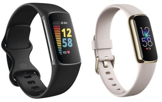 Fitbit Charge 5 vs Luxe: which fitness band is right for you?