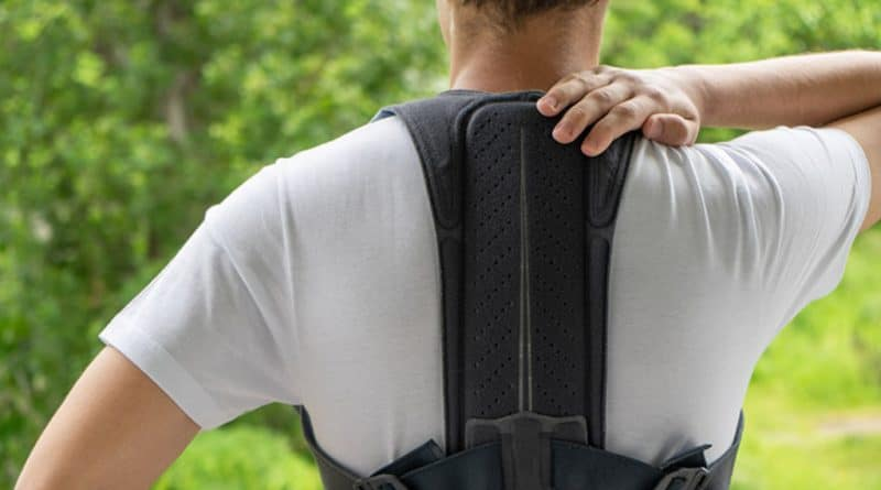UpCore: a posture corrector that stimulates your muscles into perfect form
