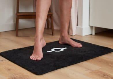 BBalance smart bathroom mat